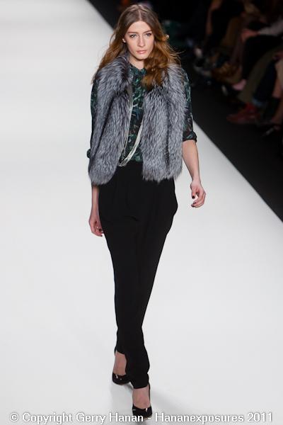 Mercedes Benz 2011 New York Fashion Week Hananexposures Rebecca Minkoff Fall 2011 (40)