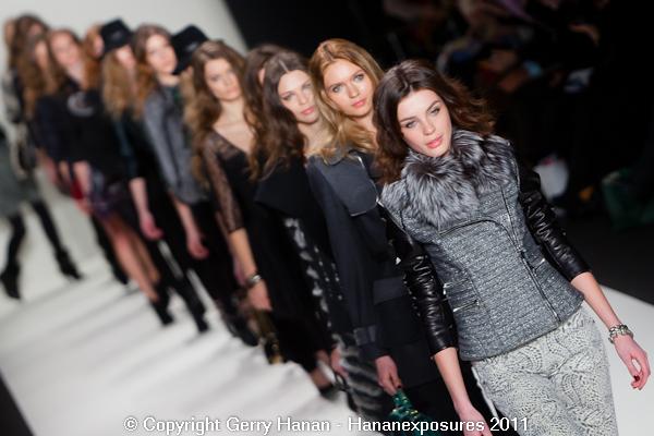 Mercedes Benz 2011 New York Fashion Week Hananexposures Rebecca Minkoff Fall 2011 (44)