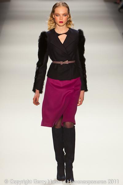 Mercedes-Benz New York Fashion Week Rebecca Taylor Fall 2011 (2)