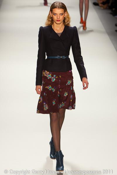 Mercedes-Benz New York Fashion Week Rebecca Taylor Fall 2011 (6)