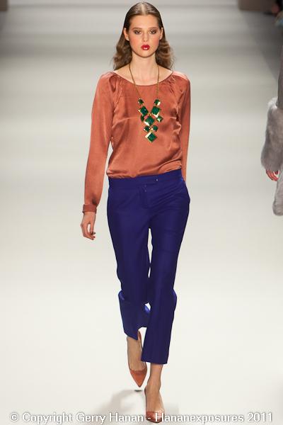 Mercedes-Benz New York Fashion Week Rebecca Taylor Fall 2011 (15)