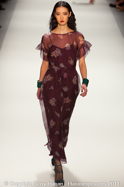Mercedes-Benz New York Fashion Week Rebecca Taylor Fall 2011 (16)