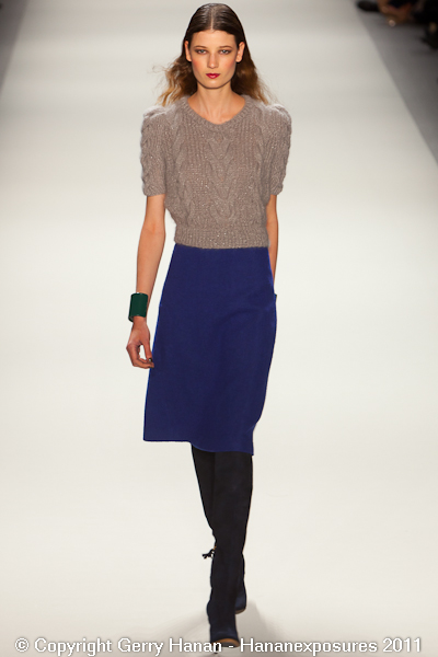 Mercedes-Benz New York Fashion Week Rebecca Taylor Fall 2011 (22)