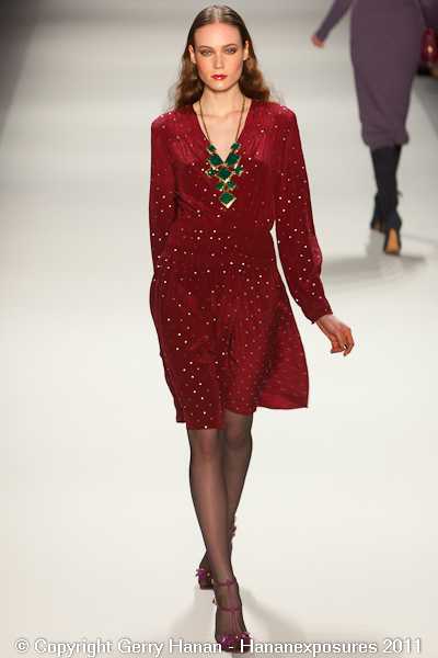 Mercedes-Benz New York Fashion Week Rebecca Taylor Fall 2011 (26)