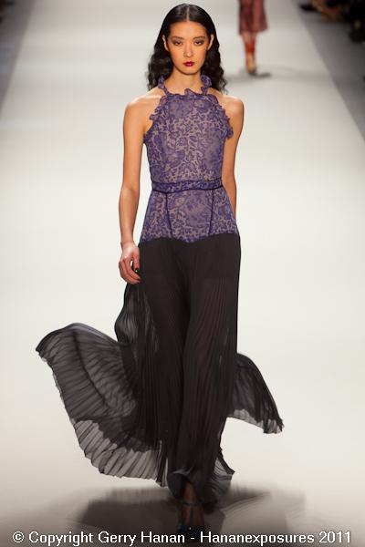 Mercedes-Benz New York Fashion Week Rebecca Taylor Fall 2011 (40)