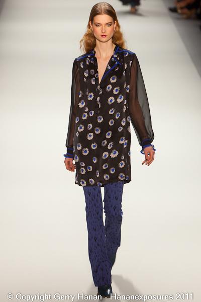 Mercedes-Benz New York Fashion Week Rebecca Taylor Fall 2011 (42)