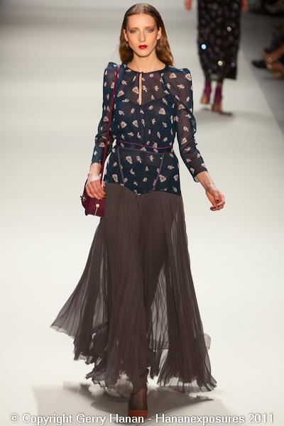 Mercedes-Benz New York Fashion Week Rebecca Taylor Fall 2011 (44)