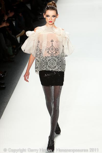 Mercedes Benz 2011 New York Fashion Week Hananexposures Veneziana Fall 2011 (11)