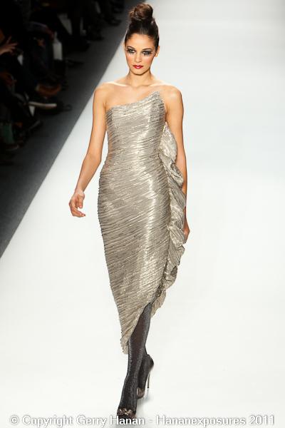 Mercedes Benz 2011 New York Fashion Week Hananexposures Veneziana Fall 2011 (35)