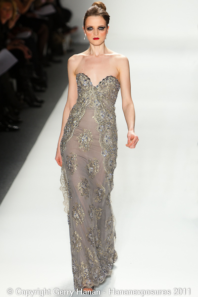 Mercedes Benz 2011 New York Fashion Week Hananexposures Veneziana Fall 2011 (43)