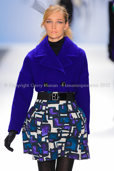 Milly by Michelle Smith - Fall/Winter 2012 - Mercedes-Benz New York Fashion Week
