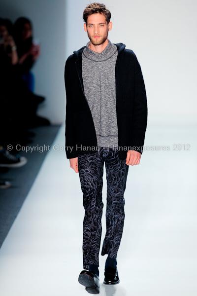 Timo Weiland - Fall/Winter 2012 - Mercedes-Benz New York Fashion Week