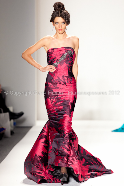 Venexiana - Fall/Winter 2012 - Mercedes-Benz New York Fashion Week