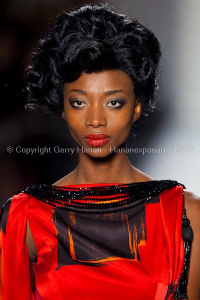 Zang Toi - Fall/Winter 2012 - Mercedes-Benz New York Fashion Week