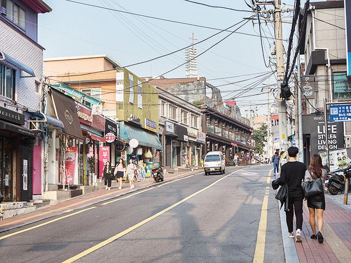 韓國梨泰院 & 龍山_韓國旅游網-韓巢網