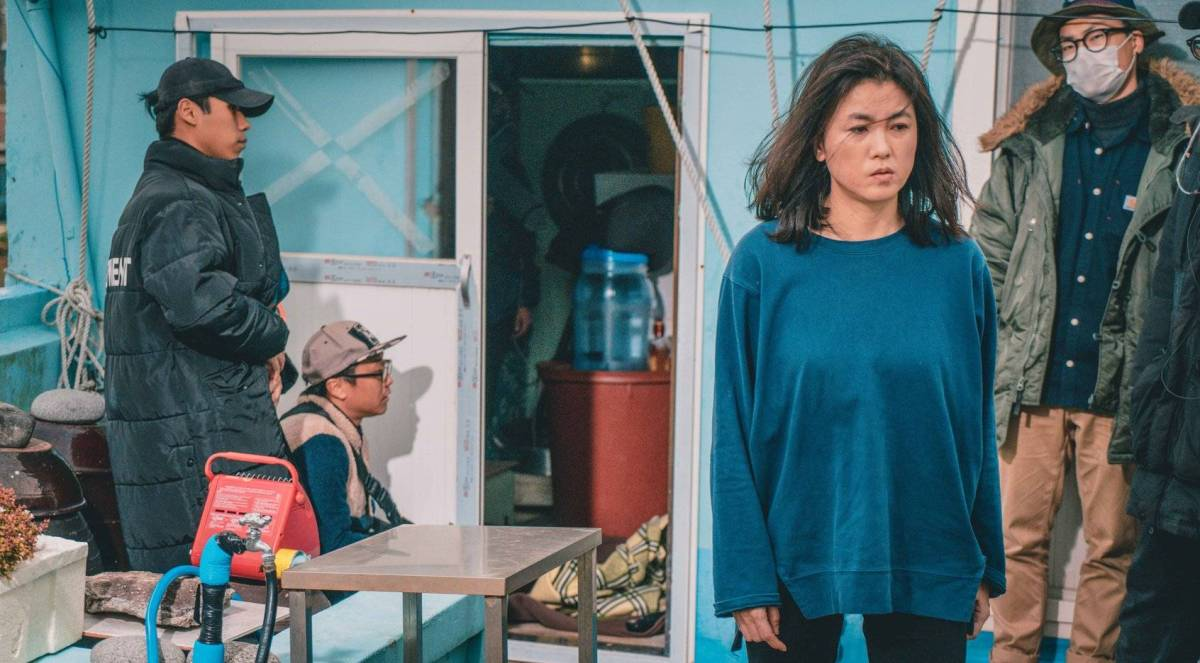 Risultati immagini per height of the waves film korea