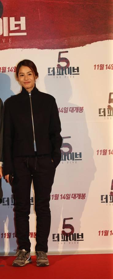Photos The Five VIP Premiere HanCinema The Korean