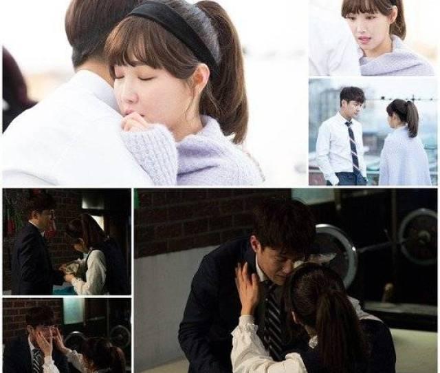 Heavens Promise Lee Yoo Ri And Seo Jun Young Get Intimate