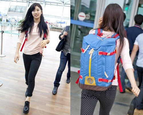 Suzys Airport Fashion HanCinema The Korean Movie And