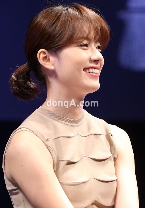 Han Hyo Joos Smile Like The Spring Sun HanCinema The