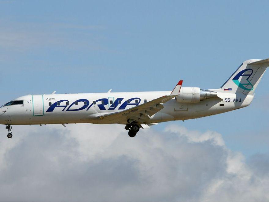 Adria Airways handbagage