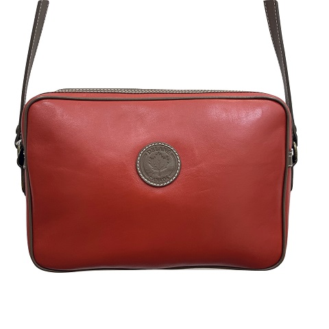 8870cdd93946 Delane – Red and Brown Shoulder Bag