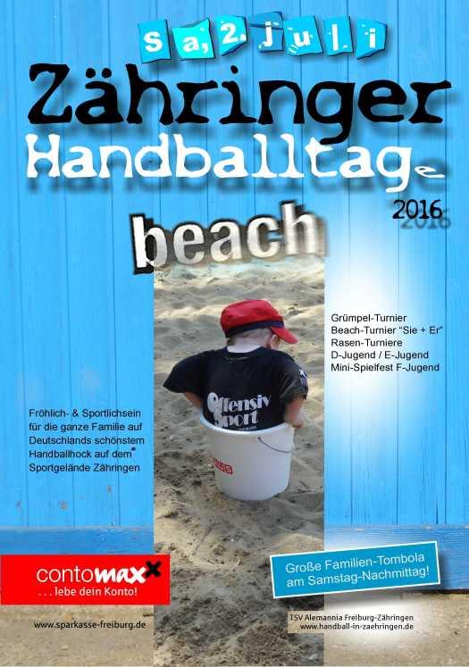 Handballtag 2016