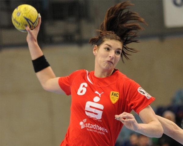 franziska mietzner ist handballerin