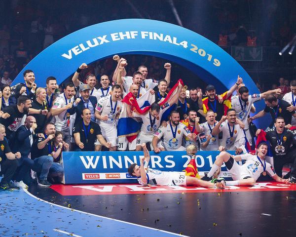 modus der handball champions league