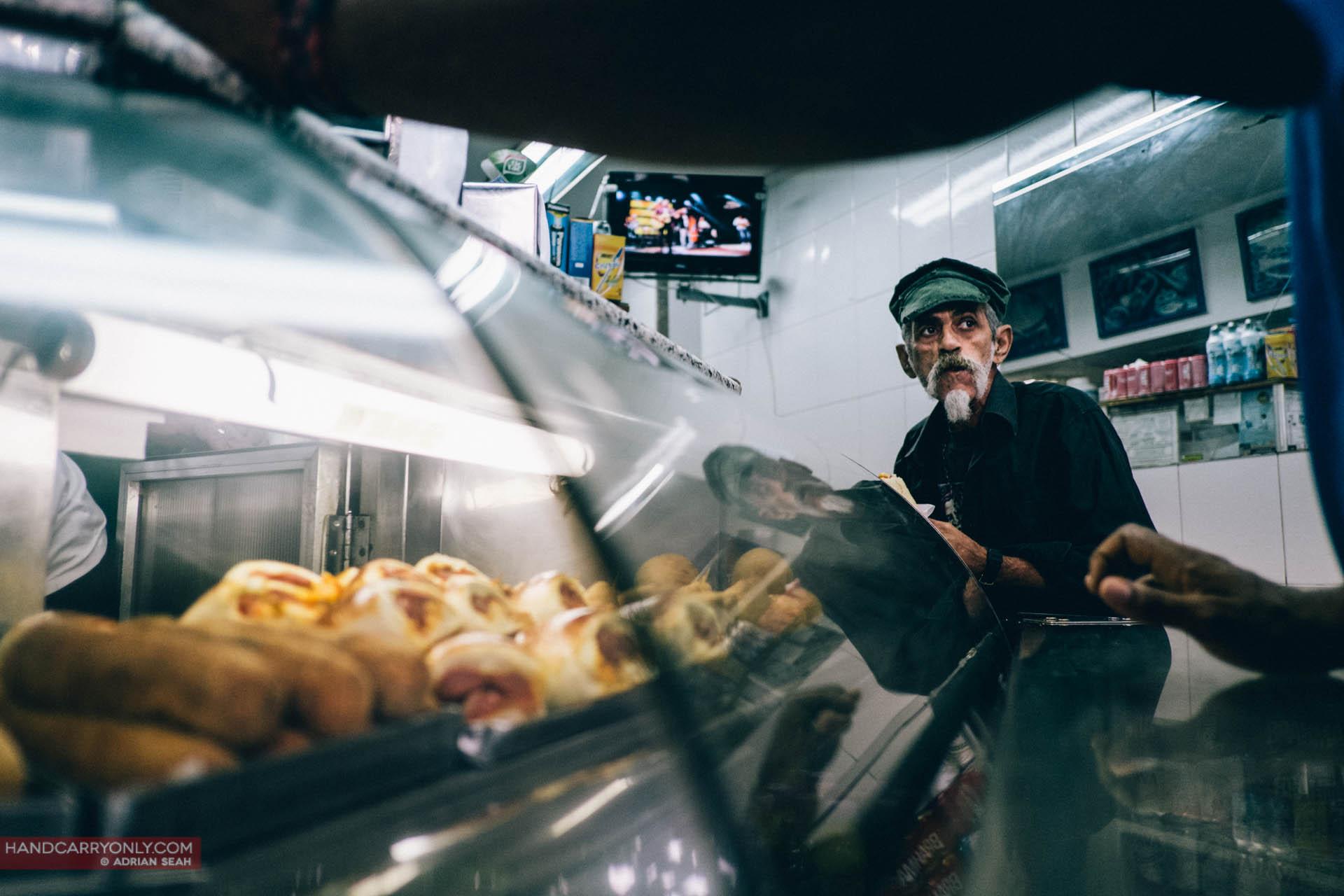 old man breakfast bar rio de janeiro brazil