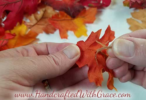 DIY Fall Leaf Bowl - Tips and Tricks to make your Leaf Bowl last and be food safe.