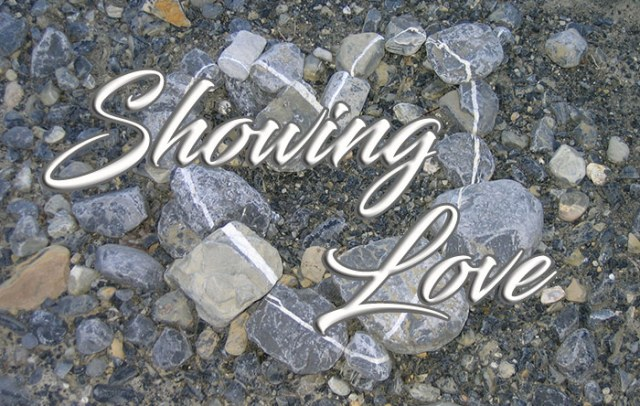 Showing a Loving Heart and Mind - Handcrafted with Grace