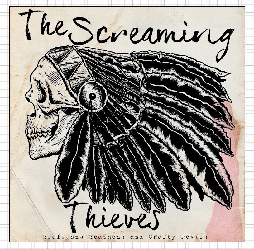 The Screaming Thieves // Rock n' Roll - Austin, TX