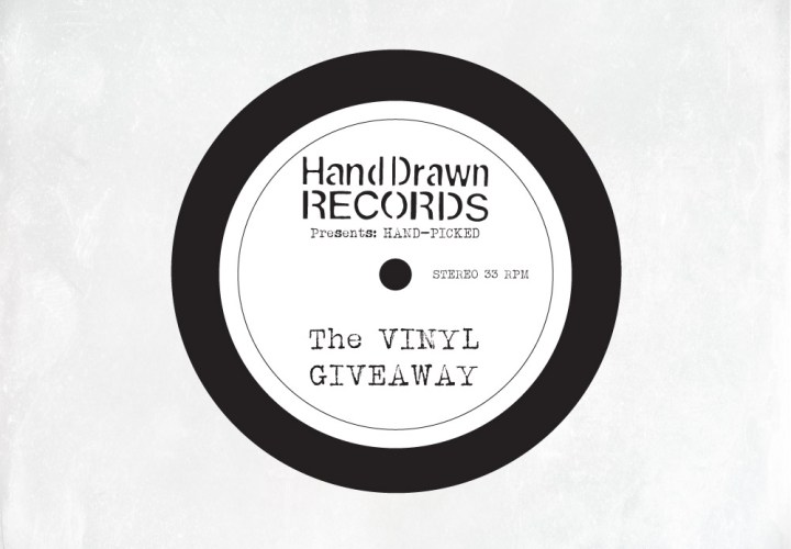 Hand-Picked   The Vinyl Giveaway
