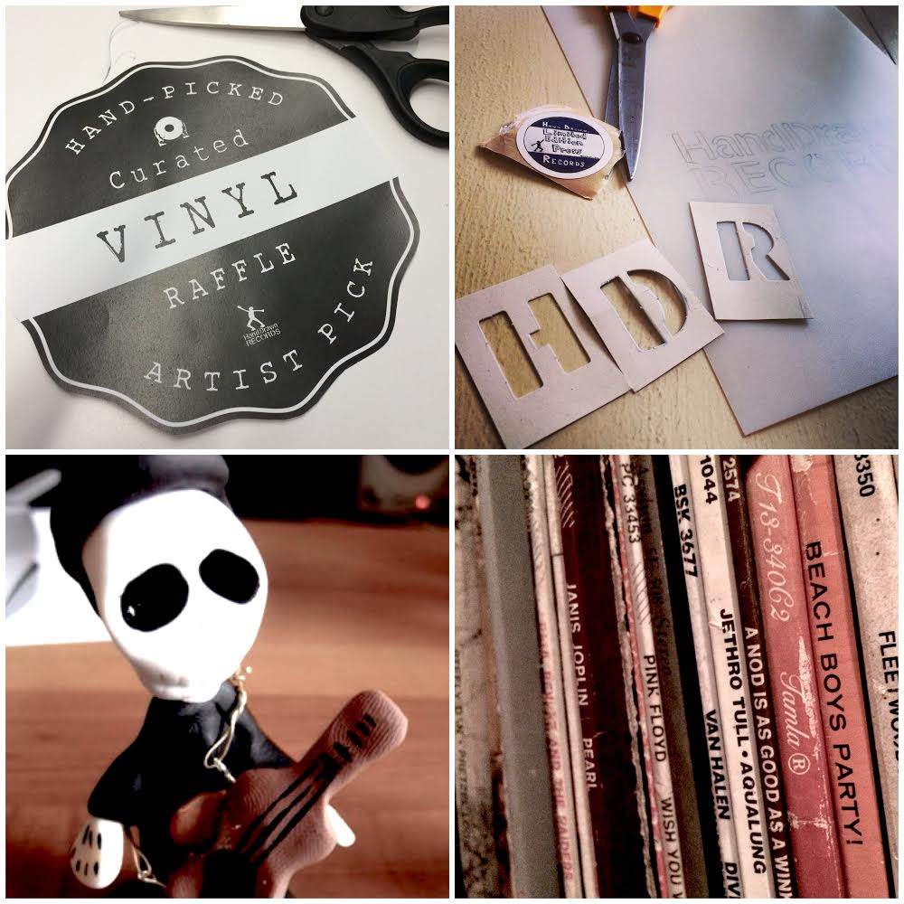 Curated Vinyl at Hand Drawn Records: Hand-Picked Halloween