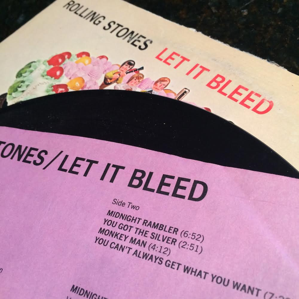 ARTIST PICKS: Let It Bleed Vinyl - The Rolling Stones