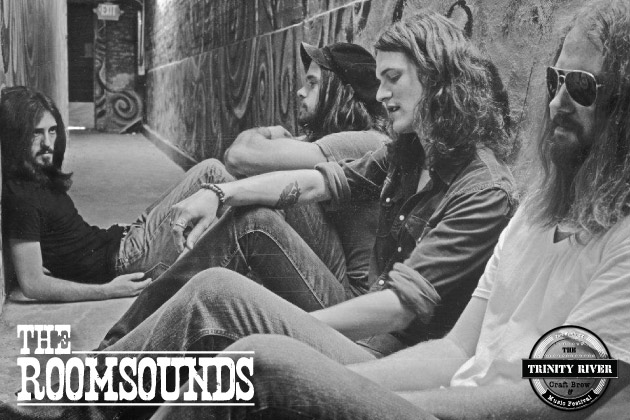 The Roomsounds // Trinity River Craft Beer and Music Festival  Presented by The Pour House and Hand Drawn Records  Saturday, May 30, 2015