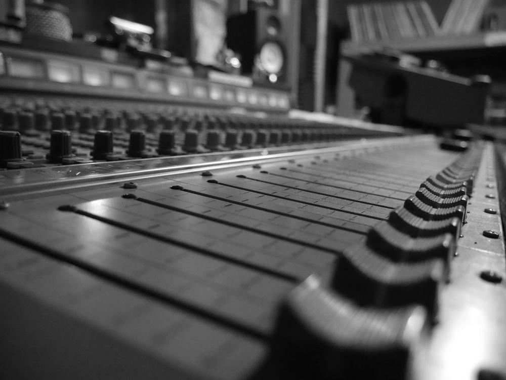Analog Sessions, Volume 1. // Ferralog Recording Studios // Photo by Dustin Blocker ©2015