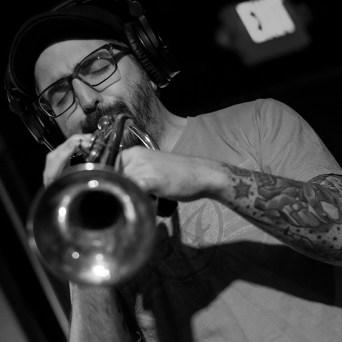 Analog Sessions, Volume 1. // Whiskey Folk Ramblers // Photo by Brooke Adams ©2015