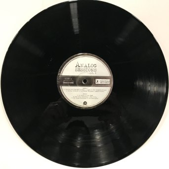 """Analog Sessions, Vol. 2"" by Hand Drawn Records // Vinyl-only compilation record by Various Artists, 2017"