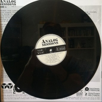 Hand Drawn Pressing: Analog Sessions, Volume 1