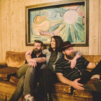 """Cut Throat Finches: Analog Sessions """"Live at Welcome to 1979"""" Nashville, TN // Photo by Honey Russell"""