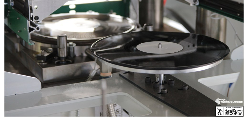 Behind The Scenes Warm Tone World S Most Advanced Vinyl
