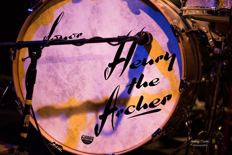 Henry the Archer // Photo by Amy Tate