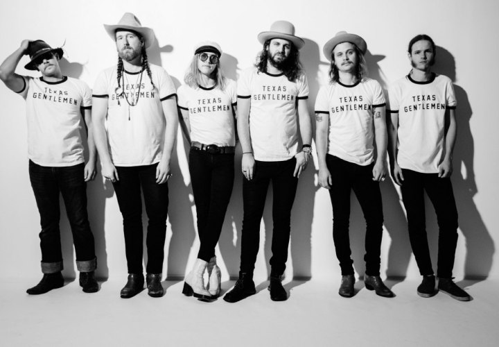 The Texas Gentlemen // Photo credit Joseph Llanes @josephllanes