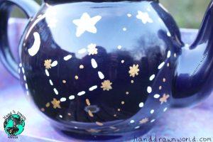 constallation-2-300x200 Hand Drawn Constellation Design Teapot