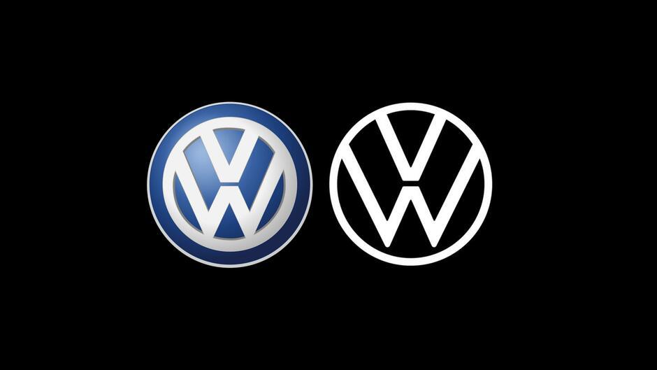 neues vw logo 2019 volkswagen