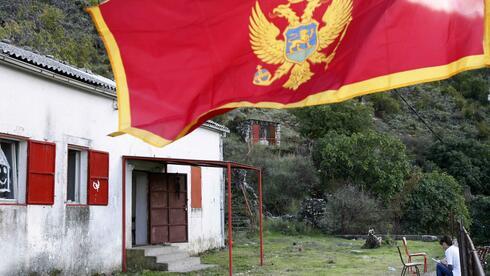 Ein Wahlbüro in Montenegro. Quelle: Reuters