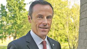 """Bayer-Crop-Science-Chef Liam Condon: """"Das wäre der Heilige Gral der Agrarwirtschaft"""""""