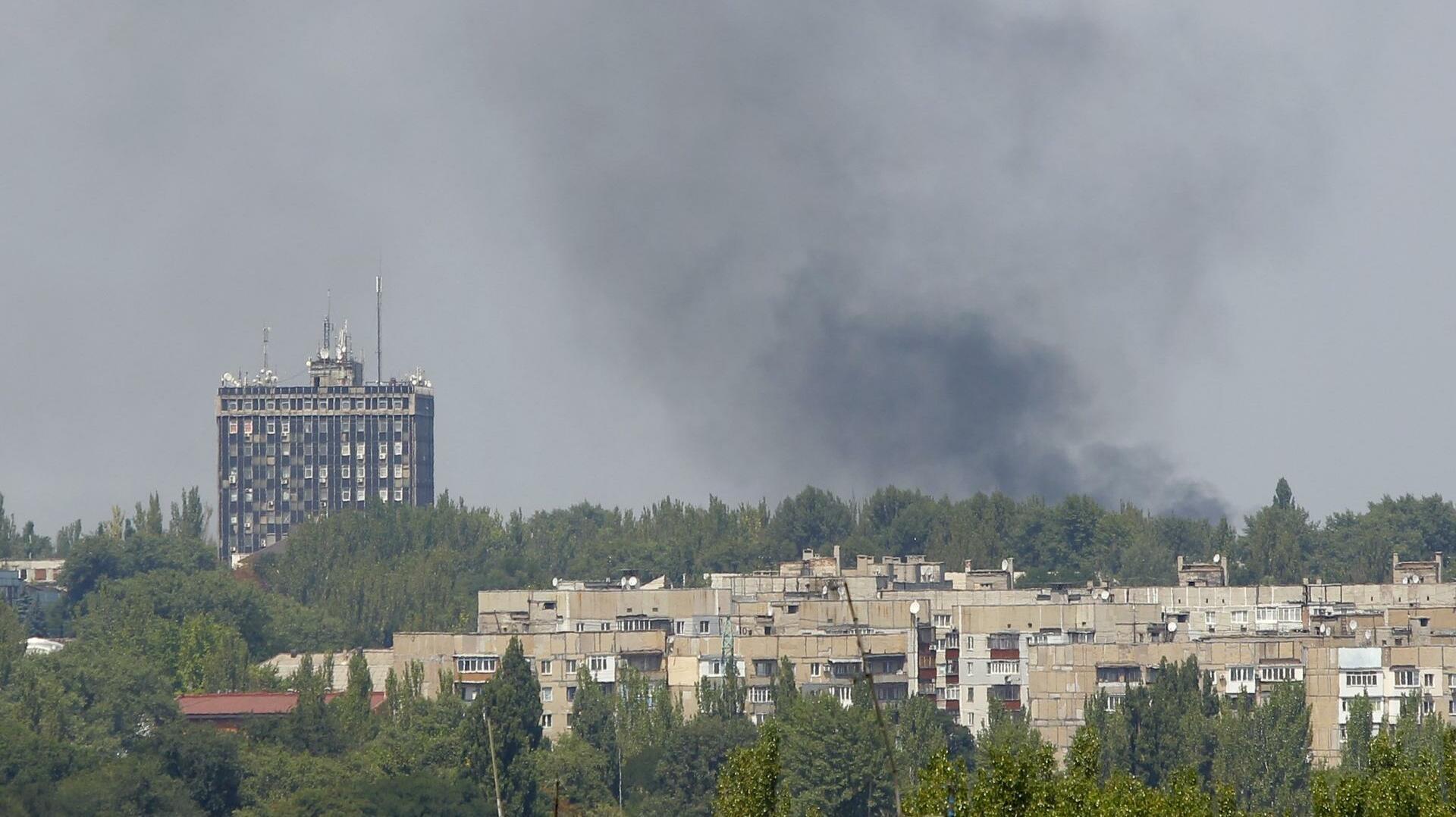 Ukraine: Der brutale Kampf um Donezk
